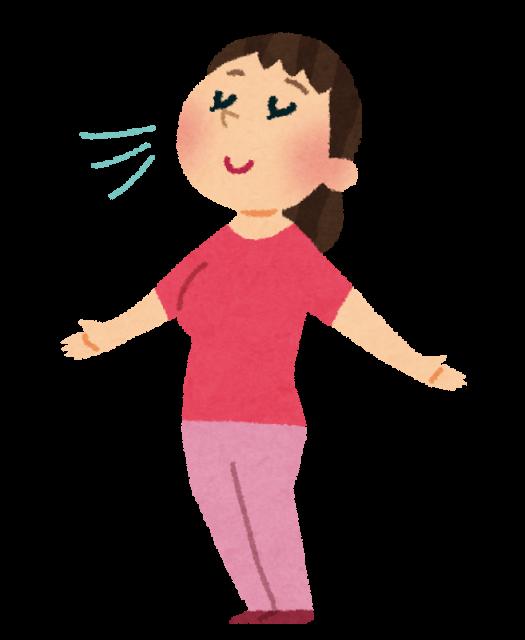 肩こり対策に、呼吸と姿勢を意識してみませんか?